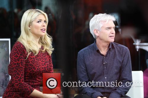 Holly Willoughby and Philip Schofield 2