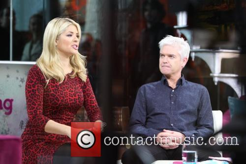 Holly Willoughby and Philip Schofield 3