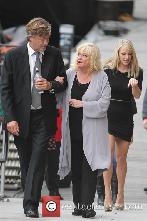 Judy Finigan, Richard Madeley and Cloe Madeley 6