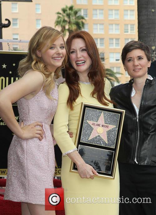 Chloe Grace Moretz, Julianne Moore and Kimberly Peirce 9