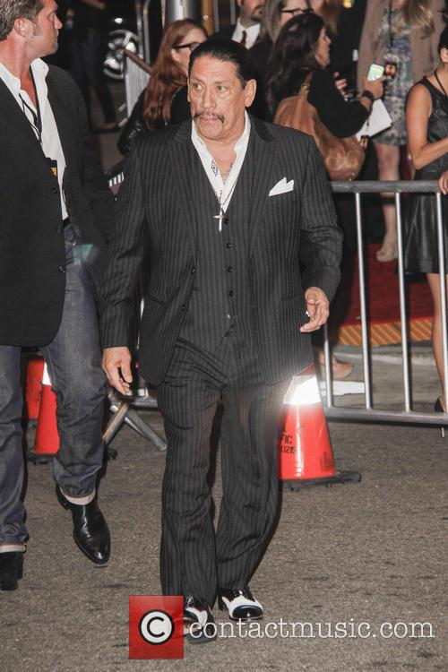 Machete Kills Premiere at Regal Theatre