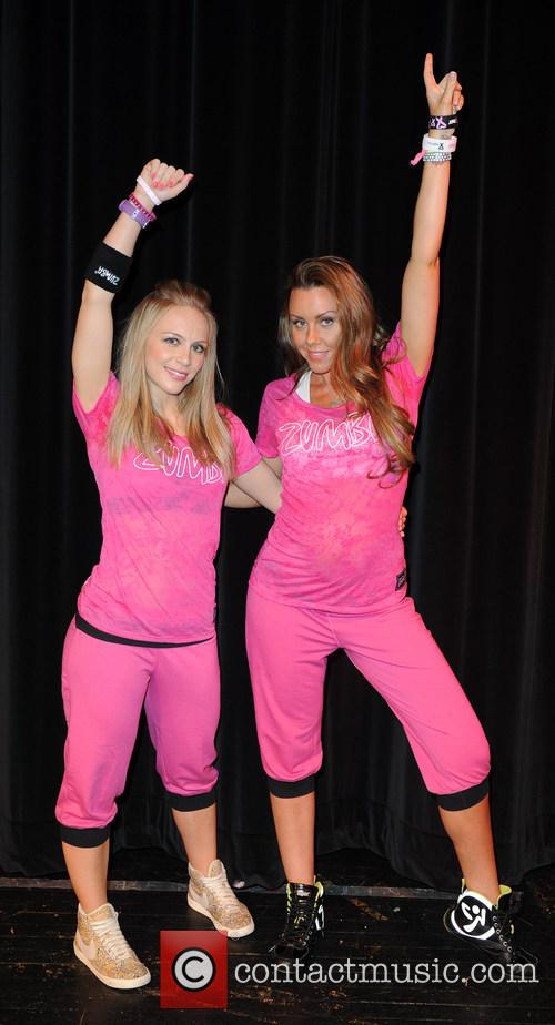 Michelle Heaton and Natalie Constanti 9