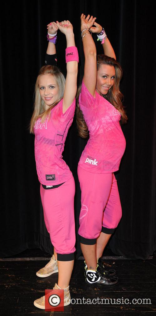Michelle Heaton and Natalie Constanti 4