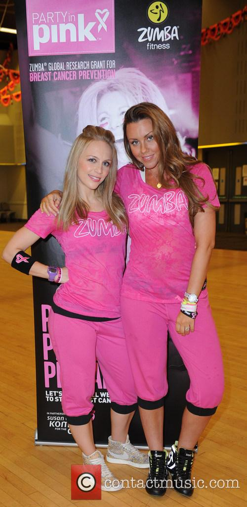 Michelle Heaton and Natalie Constanti 5