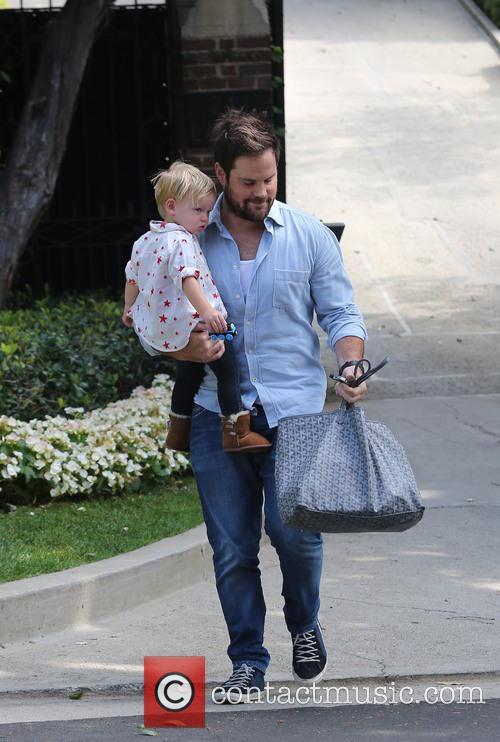 Mike Comrie and Luca 2