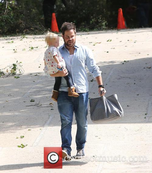 Mike Comrie and Luca 3