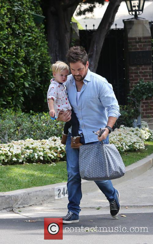 Mike Comrie and Luca 5