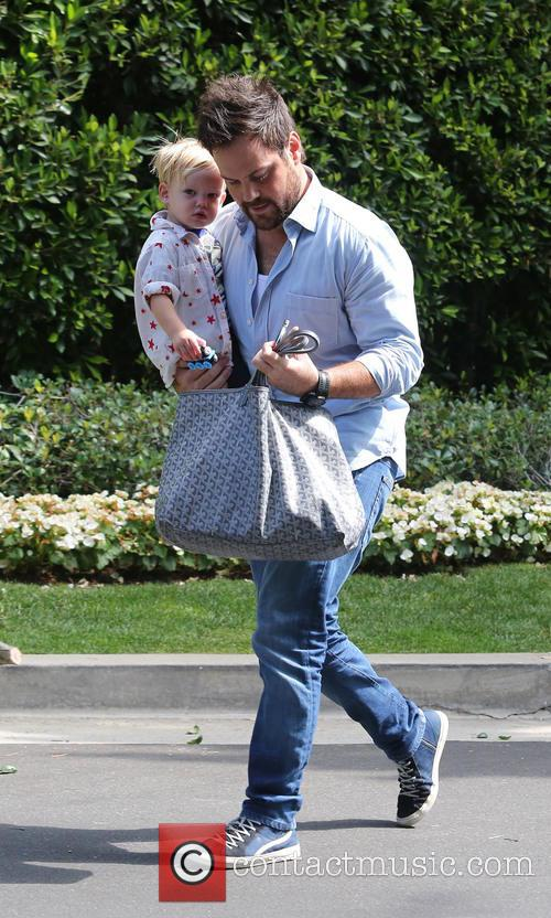 Mike Comrie and Luca 7