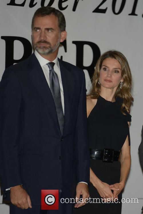 Prince Felipe and Princess Letizia 5