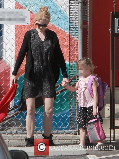 Nicole Kidman and Sunday Rose Urban 1