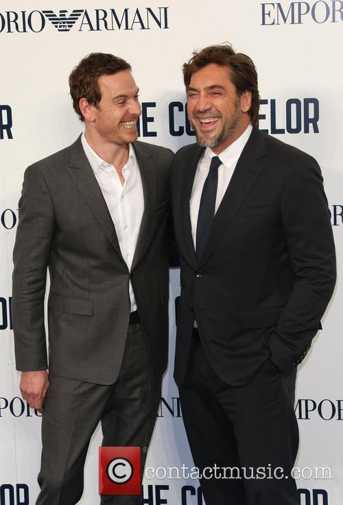 Michael Fassbender and Javier Bardem 2