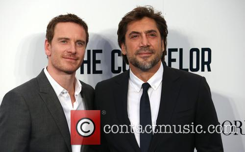 michael fassbender javier bardem the counselor special screening 3890420