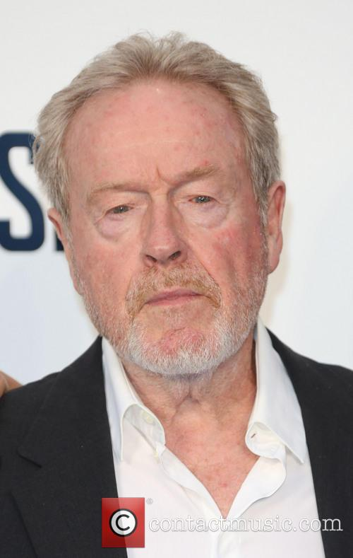 Prometheus director Ridley Scott