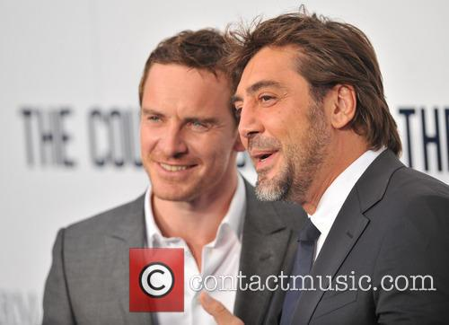 Javier Bardem and Michael Fassbender 3