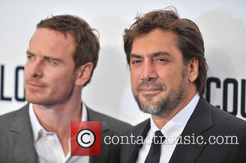 Javier Bardem and Michael Fassbender 4