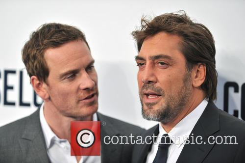 Javier Bardem and Michael Fassbender 6