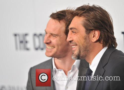 Javier Bardem and Michael Fassbender 7