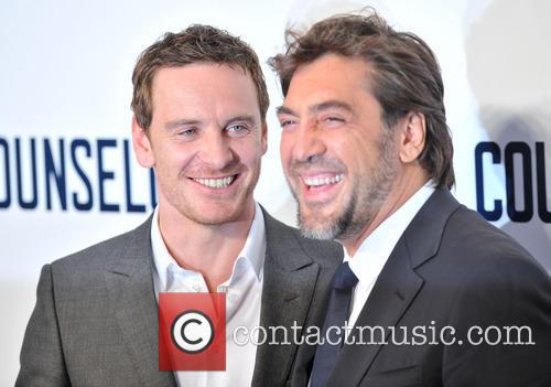 Javier Bardem and Michael Fassbender 10
