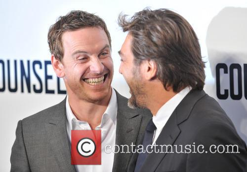 Javier Bardem and Michael Fassbender 1