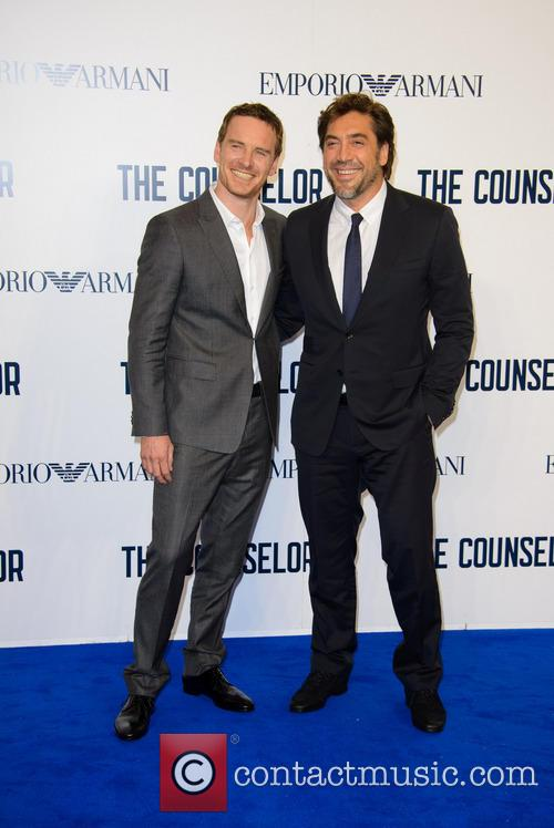 Michael Fassbender and Javier Bardem 7