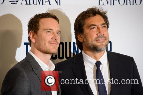 Michael Fassbender and Javier Bardem 10