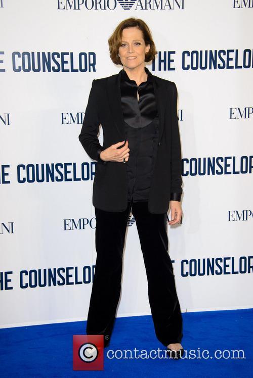 Sigourney Weaver 9