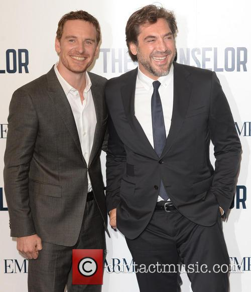 Javier Bardem and Michael Fassbender 8