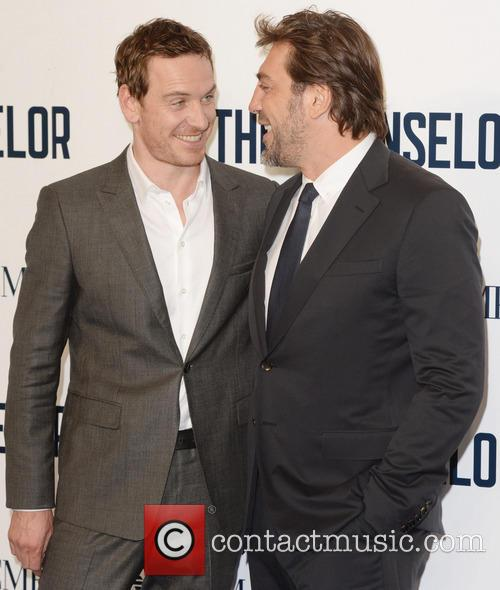 Javier Bardem and Michael Fassbender 11