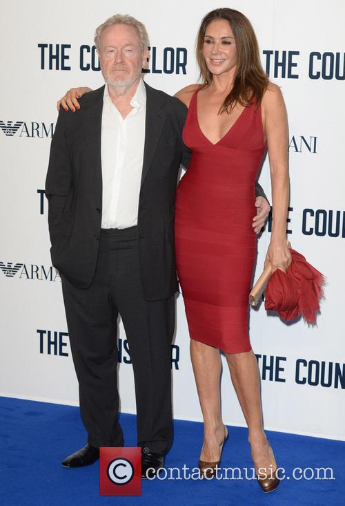'The Counselor' premiere