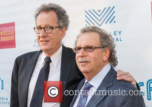 Geoffrey Rush and Mark Fishkin 2