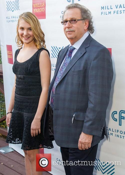 Sophie Nelisse and Mark Fishkin 3
