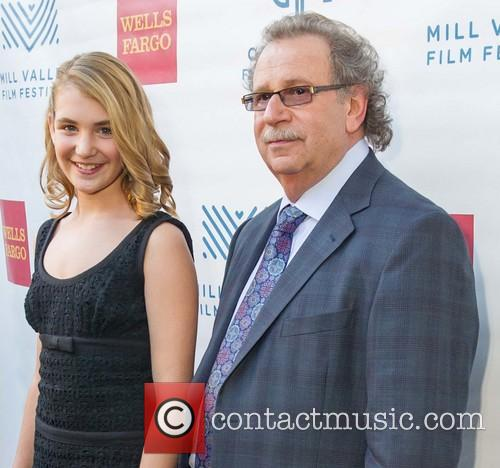 Sophie Nelisse and Mark Fishkin 7