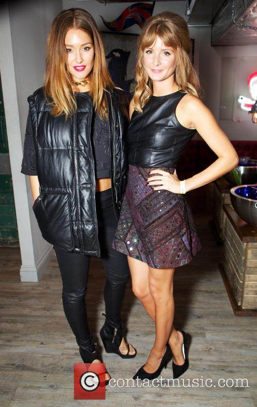 Erin Mcnaught, Millie Manderson and Millie Mackintosh 2