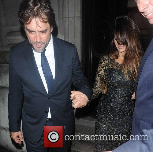 Penelepe Cruz and Javier Bardem 5