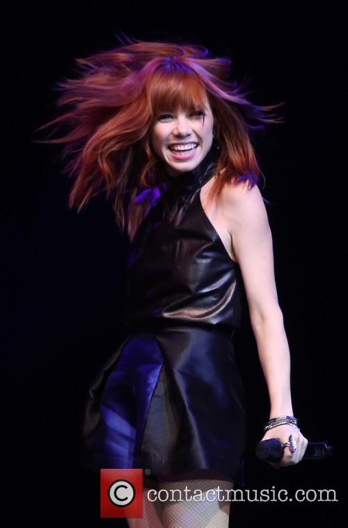Carly Rae Jepsen, Thomas And Mack Center Las Vegas