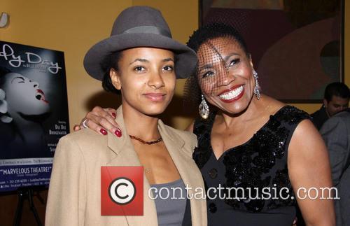 Esperanza Spalding and Dee Dee Bridgewater 2