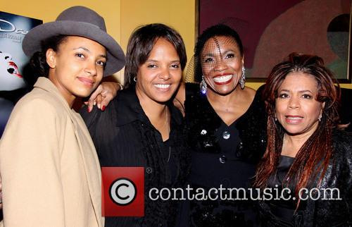 Esperanza Spalding, Terri Lyne Carrington, Dee Dee Bridgewater and Valerie Simpson