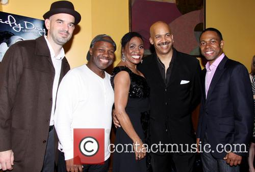 Neil Johnson, James Cammack, Dee Dee Bridgewater, Bill Jolly and Jerome Jennings 6
