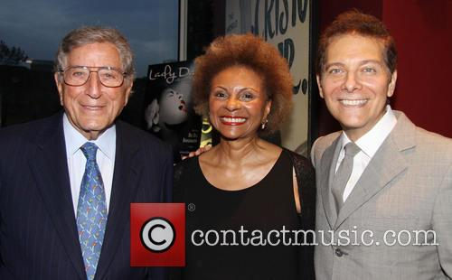 Tony Bennett, Leslie Uggams and Michael Feinstein 1