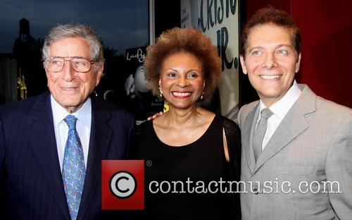 Tony Bennett, Leslie Uggams and Michael Feinstein 3