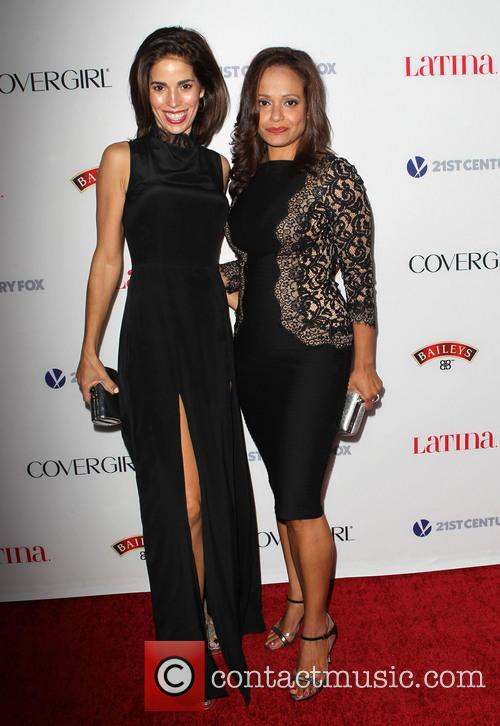 Ana Ortiz and Judy Reyes 2