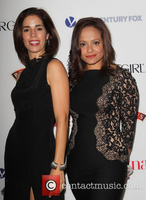 Ana Ortiz and Judy Reyes 5