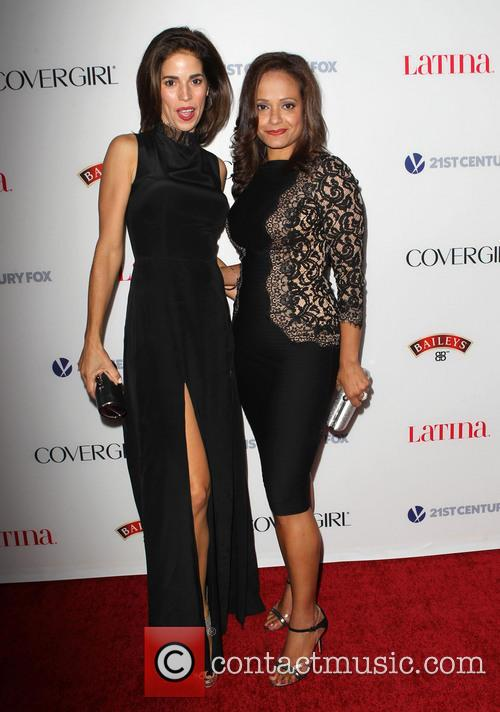 Ana Ortiz and Judy Reyes 8