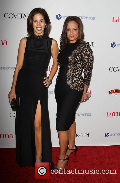 Ana Ortiz and Judy Reyes 10