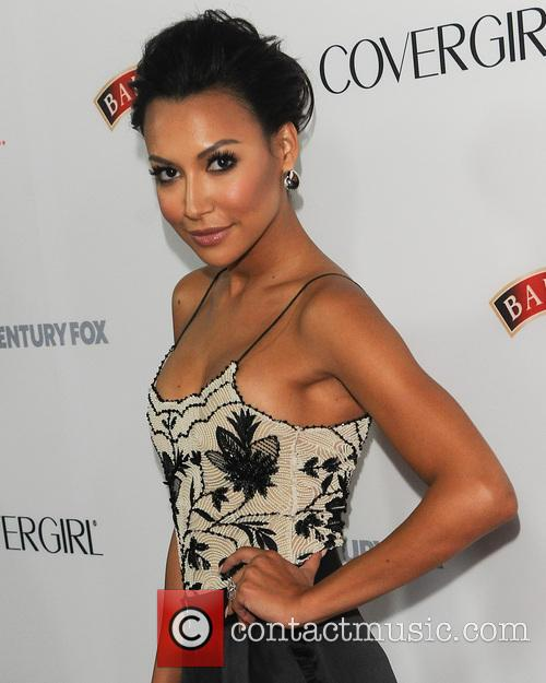 Naya Rivera, Latina Magazine Hollywood Hotlist Party