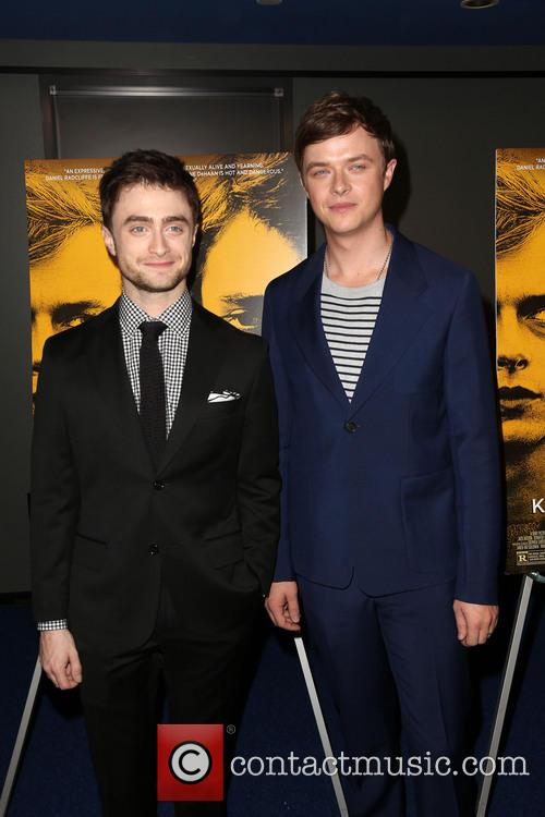 Daniel Radcliffe and Dane Dehaan 7