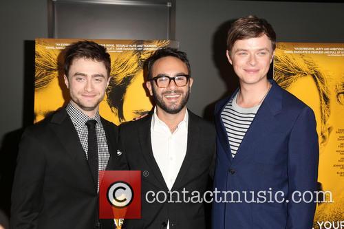 Daniel Radcliffe, John Krokidas and Dane Dehaan 9