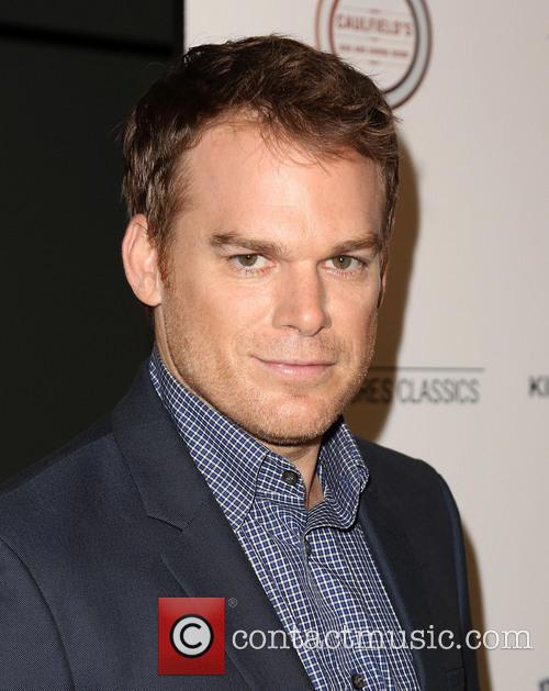 michael c hall los angeles premiere of 3891771