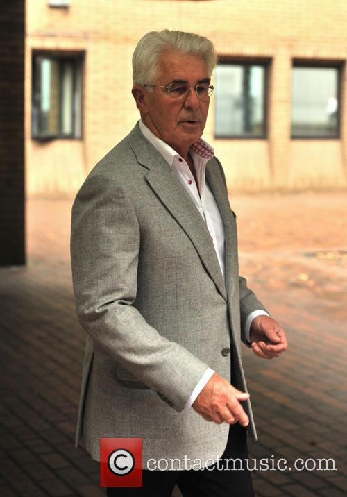 PR guru Max Clifford leaves Southwark Crown Court