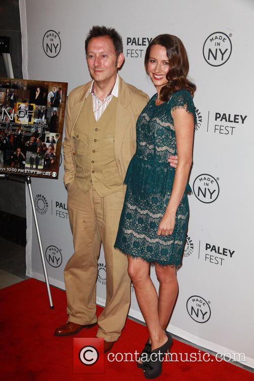 Michael Emerson and Amy Acker 4